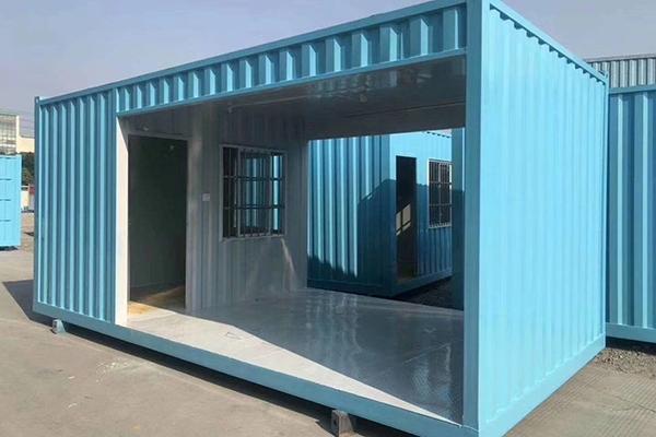 商铺搭建-成都住人集装箱
