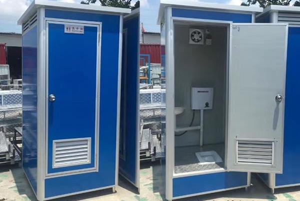 移动厕所-成都住人集装箱