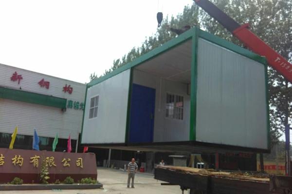 成都住人集装箱箱式房屋